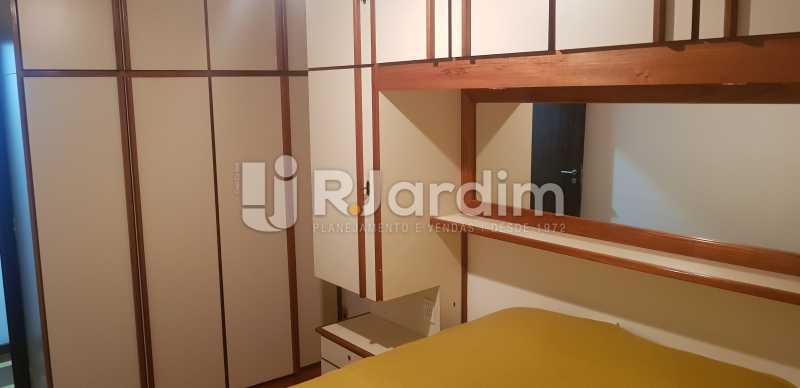 quarto/armários  - Compra Venda Avaliação Imóveis Flat Residencial Ipanema 2 quartos - LAFL20084 - 6