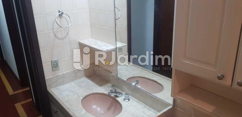 banheiro  - Compra Venda Avaliação Imóveis Flat Residencial Ipanema 2 quartos - LAFL20084 - 8