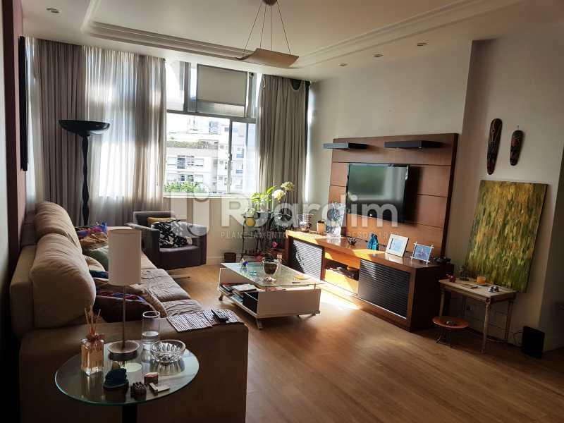 SALA - Apartamento 3 quartos � venda Leblon, Zona Sul,Rio de Janeiro - R$ 2.700.000 - LAAP31914 - 3