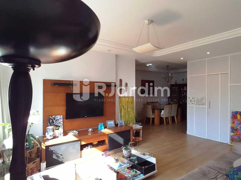 SALA - Apartamento 3 quartos � venda Leblon, Zona Sul,Rio de Janeiro - R$ 2.700.000 - LAAP31914 - 1