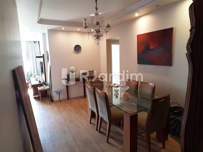 SALA DE JANTAR - Apartamento À Venda - Leblon - Rio de Janeiro - RJ - LAAP31914 - 7