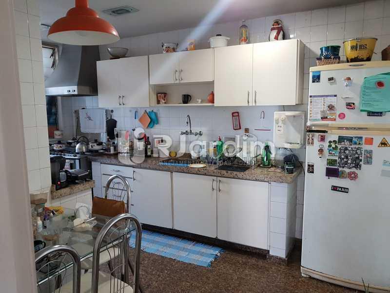 COPA-COZINHA - Apartamento 3 quartos � venda Leblon, Zona Sul,Rio de Janeiro - R$ 2.700.000 - LAAP31914 - 8