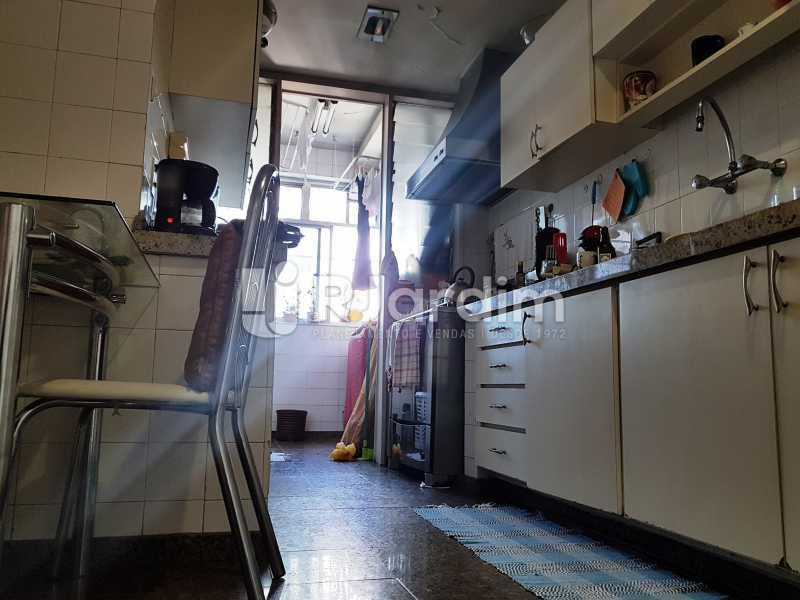 COPA-COZINHA - Apartamento 3 quartos � venda Leblon, Zona Sul,Rio de Janeiro - R$ 2.700.000 - LAAP31914 - 9