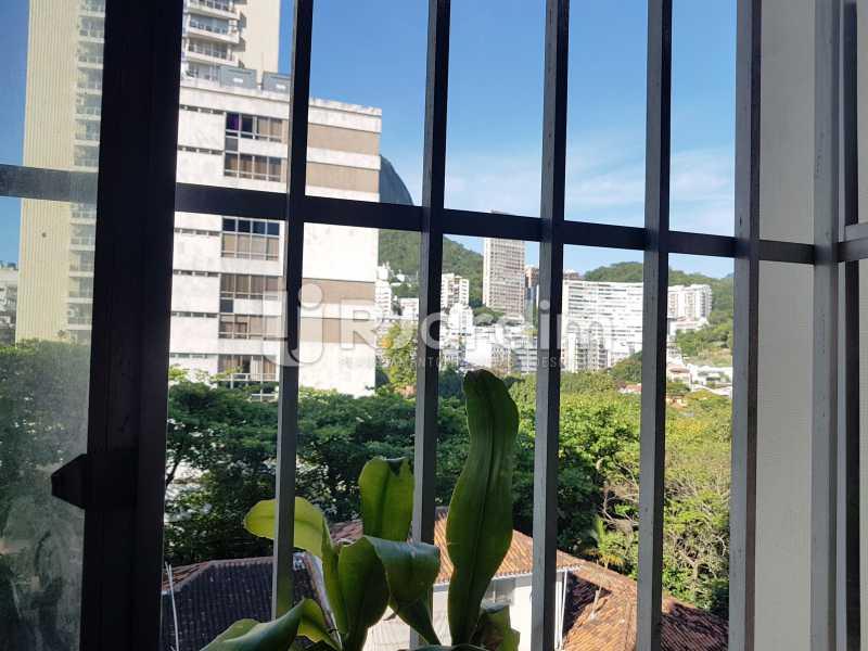 VISTA DA ÁREA DE SERVIÇO - Apartamento 3 quartos � venda Leblon, Zona Sul,Rio de Janeiro - R$ 2.700.000 - LAAP31914 - 10