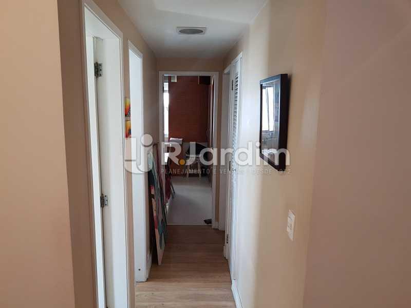 CIRCULAÇÃO - Apartamento À Venda - Leblon - Rio de Janeiro - RJ - LAAP31914 - 11