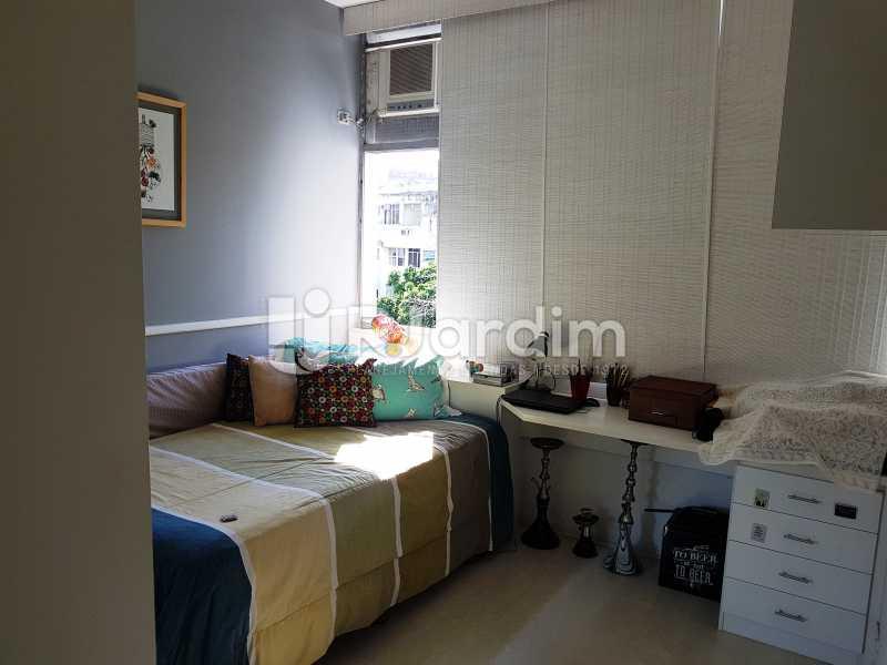 1° QUARTO - Apartamento 3 quartos � venda Leblon, Zona Sul,Rio de Janeiro - R$ 2.700.000 - LAAP31914 - 12