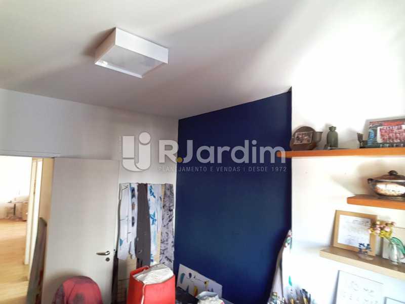 2° QUARTO - Apartamento 3 quartos � venda Leblon, Zona Sul,Rio de Janeiro - R$ 2.700.000 - LAAP31914 - 17