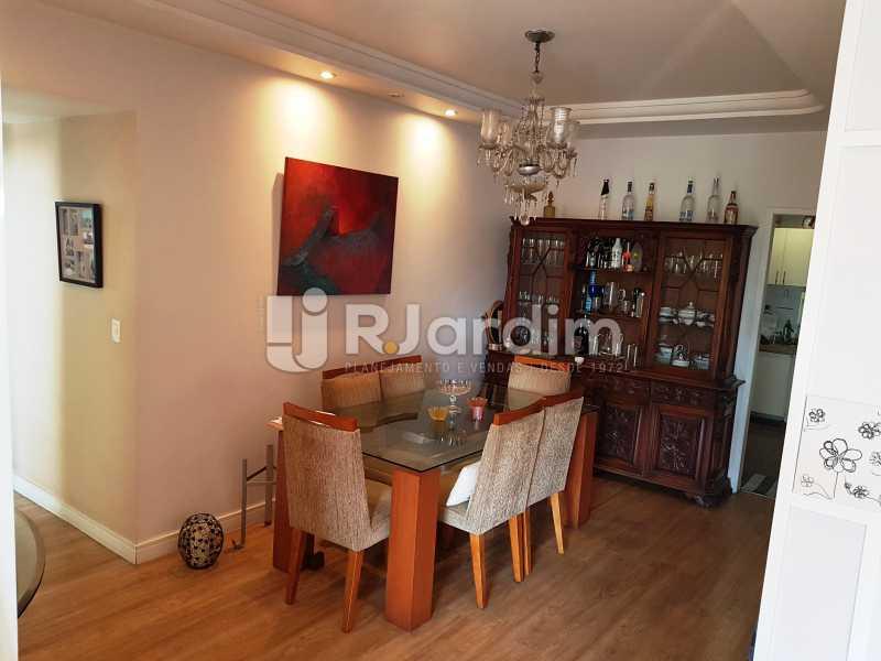 SALA DE JANTAR - Apartamento 3 quartos � venda Leblon, Zona Sul,Rio de Janeiro - R$ 2.700.000 - LAAP31914 - 6