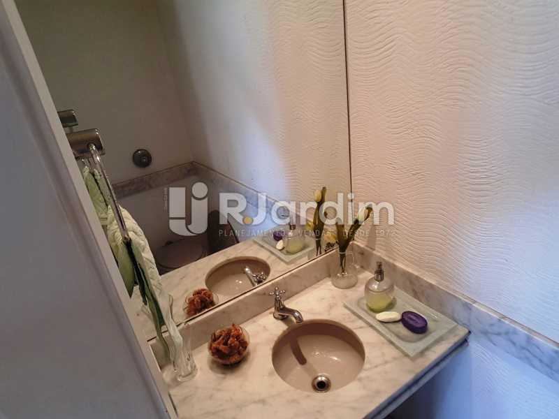 LAVABO - Apartamento À Venda - Leblon - Rio de Janeiro - RJ - LAAP31914 - 21