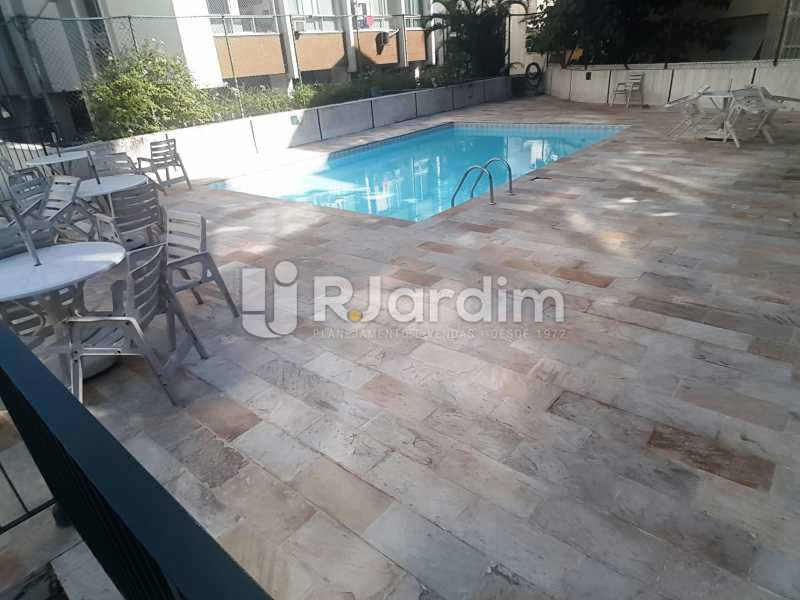 PISCINA - Apartamento À Venda - Leblon - Rio de Janeiro - RJ - LAAP31914 - 23