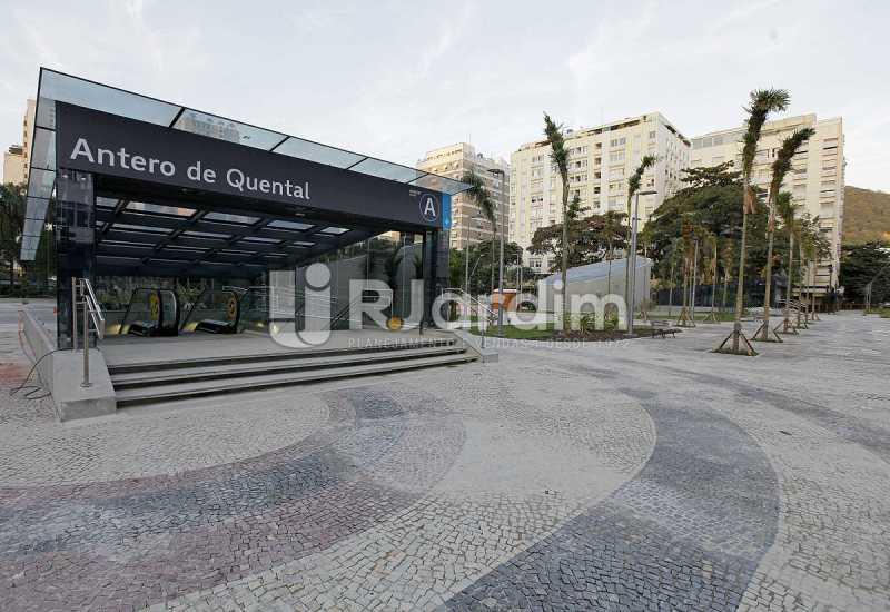 Estação Antero de Quental - Apartamento 3 quartos � venda Leblon, Zona Sul,Rio de Janeiro - R$ 2.700.000 - LAAP31914 - 29