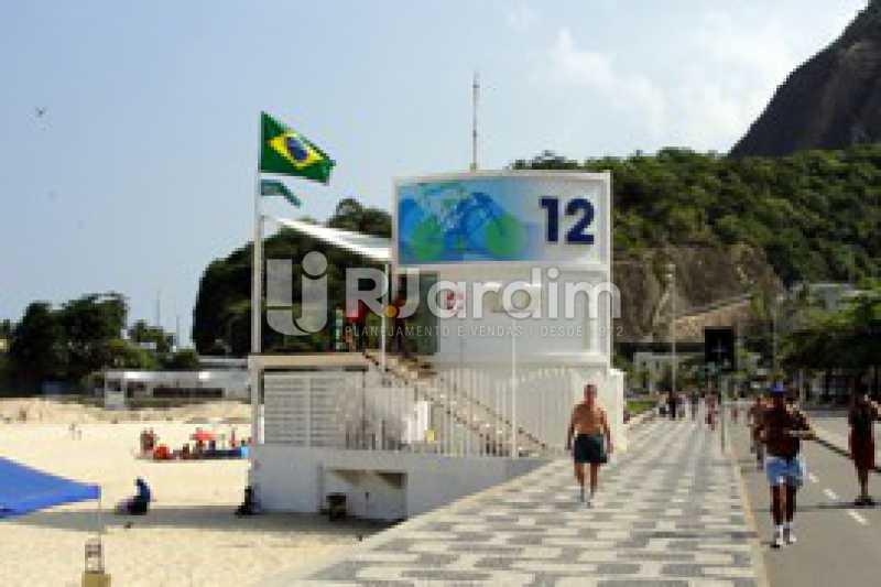 Próx. Posto 12 - Apartamento 3 quartos � venda Leblon, Zona Sul,Rio de Janeiro - R$ 2.700.000 - LAAP31914 - 30