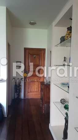 Sala - Apartamento À Venda - Lagoa - Rio de Janeiro - RJ - LAAP40730 - 5