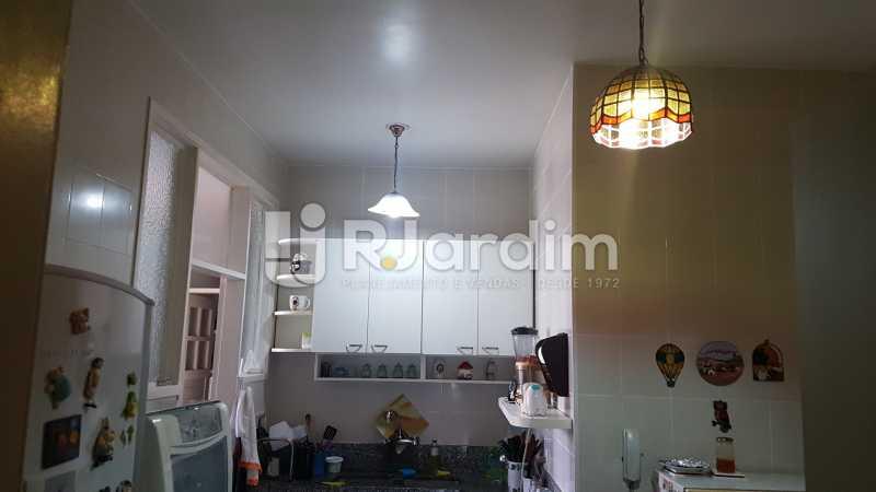 Cozinha - Apartamento À Venda - Lagoa - Rio de Janeiro - RJ - LAAP40730 - 22