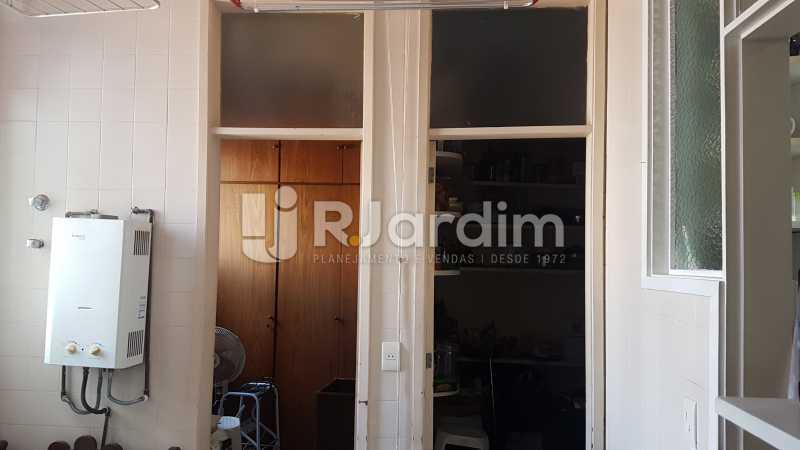 Dependência - Apartamento À Venda - Lagoa - Rio de Janeiro - RJ - LAAP40730 - 25