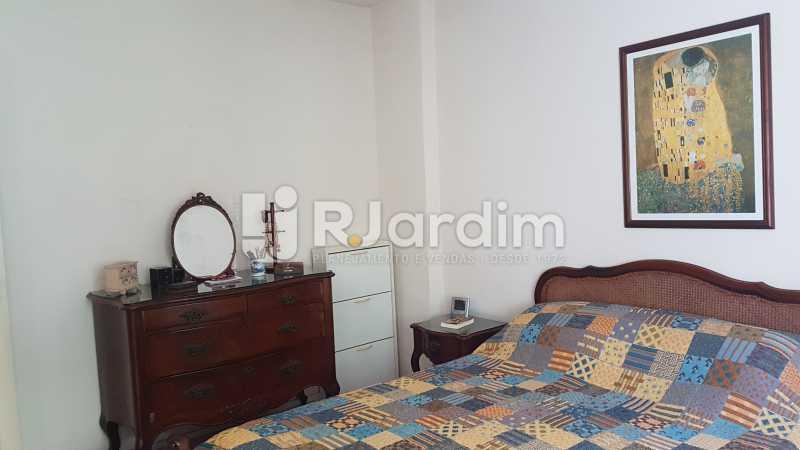 Quarto - Apartamento À Venda - Lagoa - Rio de Janeiro - RJ - LAAP40730 - 10