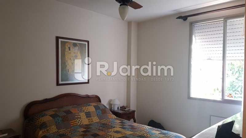 Quarto - Apartamento À Venda - Lagoa - Rio de Janeiro - RJ - LAAP40730 - 11