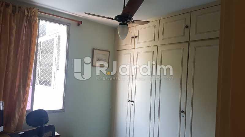 Quarto - Apartamento À Venda - Lagoa - Rio de Janeiro - RJ - LAAP40730 - 16