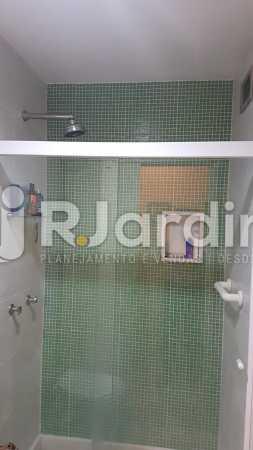 Banheiro - Apartamento À Venda - Lagoa - Rio de Janeiro - RJ - LAAP40730 - 19