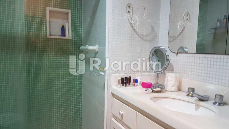 Suíte - Apartamento À Venda - Lagoa - Rio de Janeiro - RJ - LAAP40730 - 17