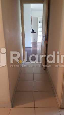 Hall - Apartamento À Venda - Lagoa - Rio de Janeiro - RJ - LAAP40730 - 9