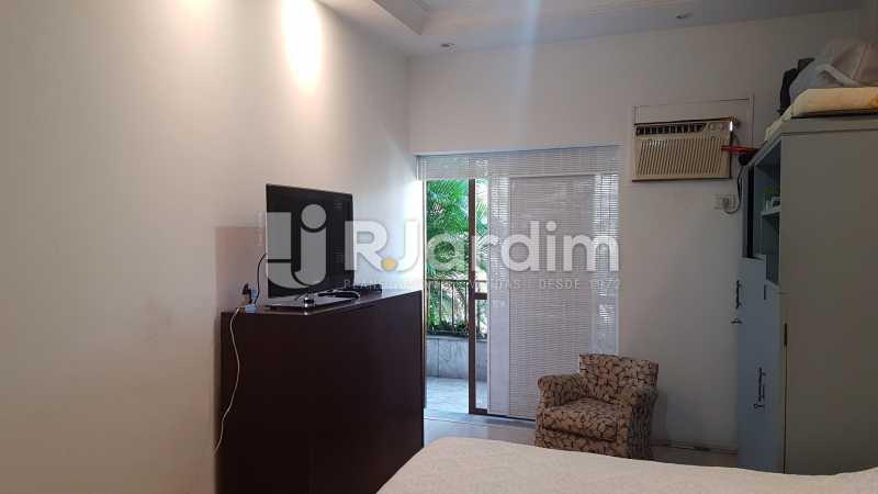 Quarto - Apartamento À Venda - Lagoa - Rio de Janeiro - RJ - LAAP40730 - 15