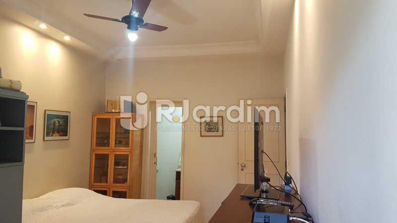 Quarto - Apartamento À Venda - Lagoa - Rio de Janeiro - RJ - LAAP40730 - 12