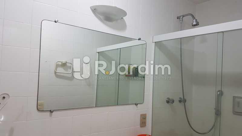 Banheiro - Apartamento À Venda - Lagoa - Rio de Janeiro - RJ - LAAP40730 - 18