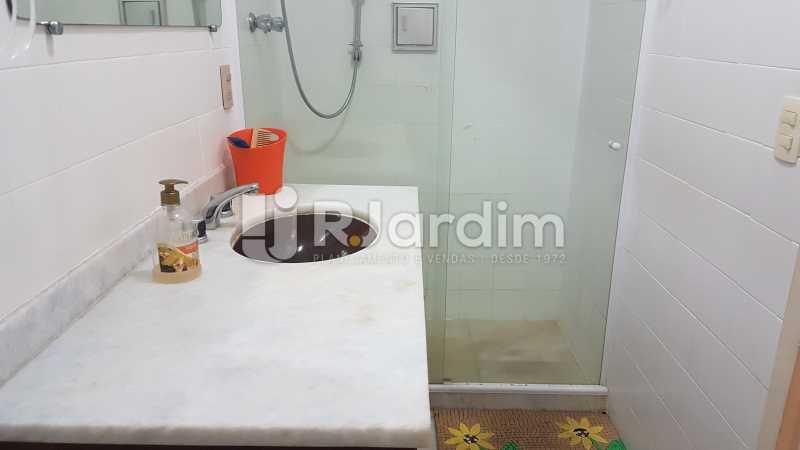 Banheiro - Apartamento À Venda - Lagoa - Rio de Janeiro - RJ - LAAP40730 - 20