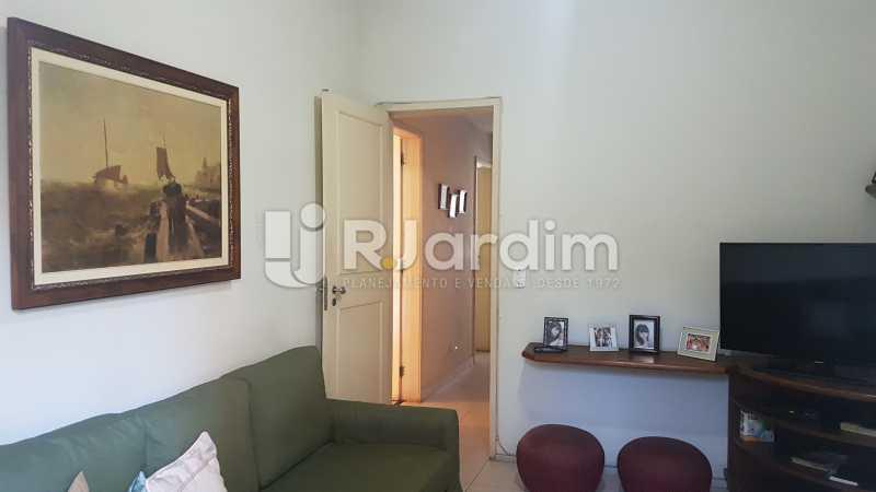 Quarto - Apartamento À Venda - Lagoa - Rio de Janeiro - RJ - LAAP40730 - 13