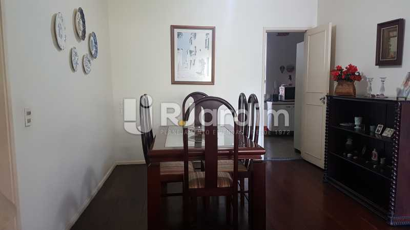 Sala - Apartamento À Venda - Lagoa - Rio de Janeiro - RJ - LAAP40730 - 8