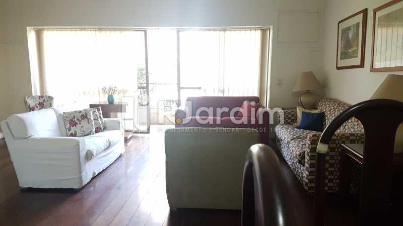 Sala - Apartamento À Venda - Lagoa - Rio de Janeiro - RJ - LAAP40730 - 7