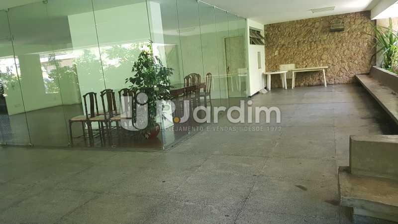 Salão de Festas - Apartamento À Venda - Lagoa - Rio de Janeiro - RJ - LAAP40730 - 26