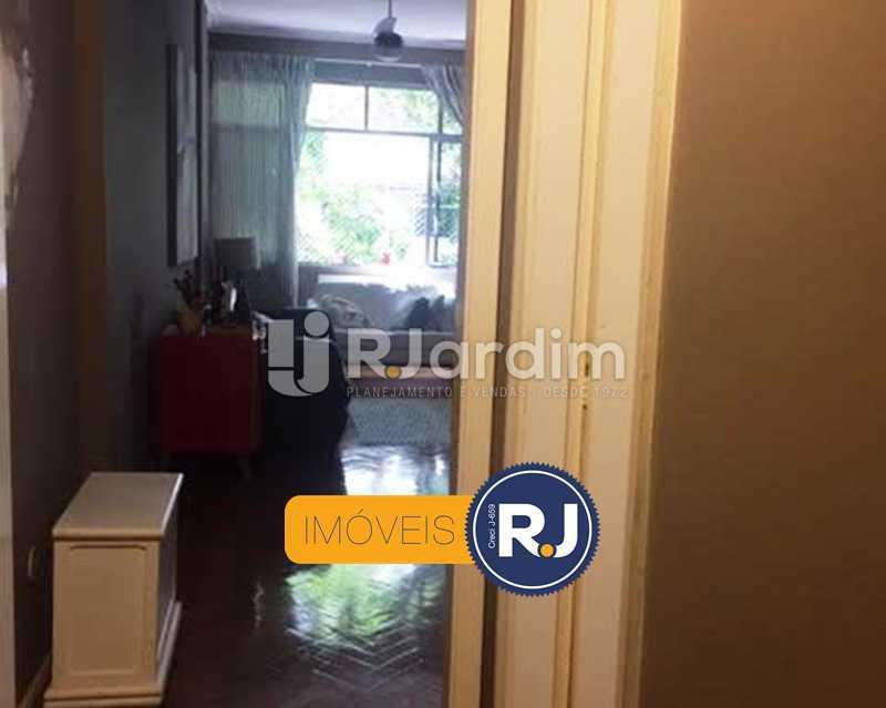 acesso a sala - Compra Venda Avaliação Apartamento Copacabana 3 Quartos - LAAP31924 - 1