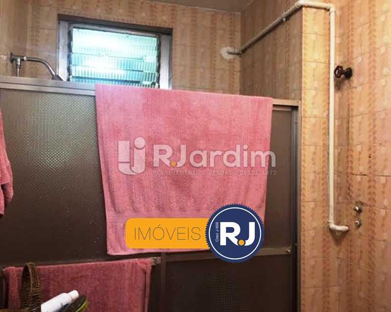 banheiro  - Compra Venda Avaliação Apartamento Copacabana 3 Quartos - LAAP31924 - 10