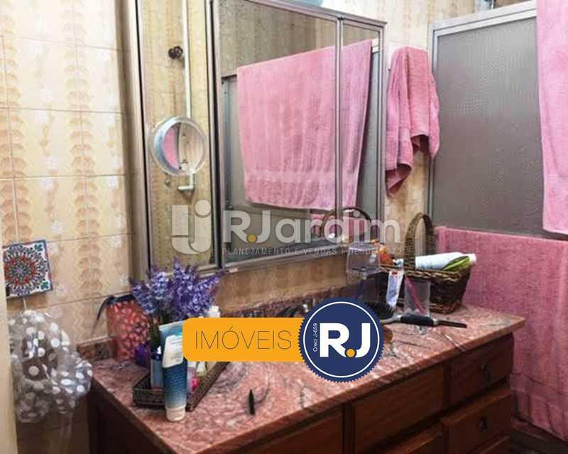banheiro - Compra Venda Avaliação Apartamento Copacabana 3 Quartos - LAAP31924 - 9