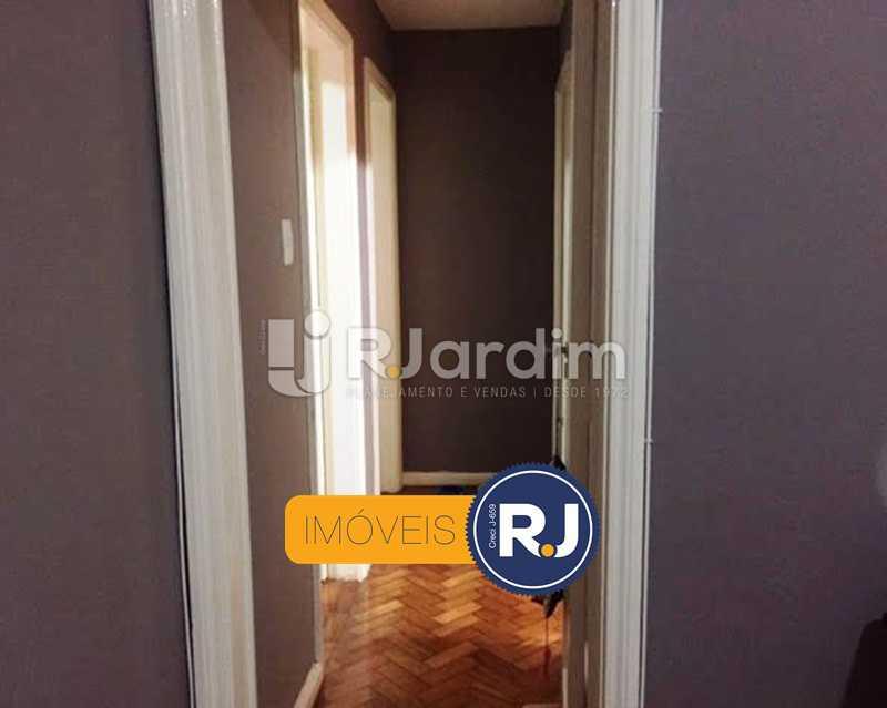 circulacao - Compra Venda Avaliação Apartamento Copacabana 3 Quartos - LAAP31924 - 3