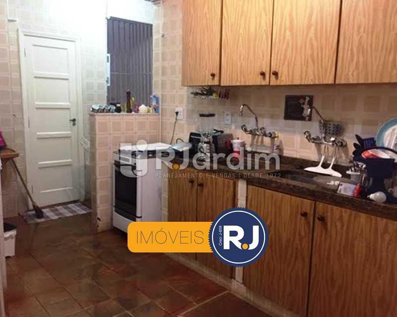 cozinha - Compra Venda Avaliação Apartamento Copacabana 3 Quartos - LAAP31924 - 11