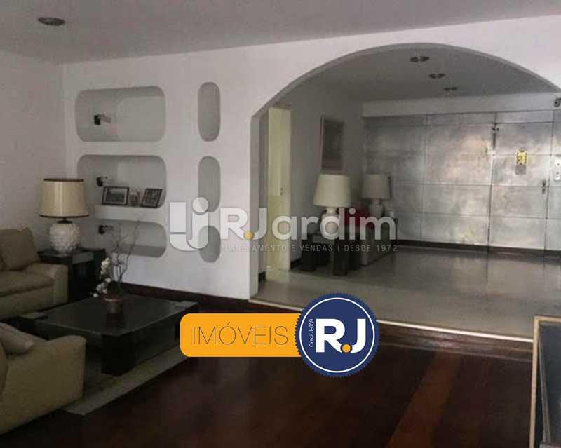 portaria do predio - Compra Venda Avaliação Apartamento Copacabana 3 Quartos - LAAP31924 - 14