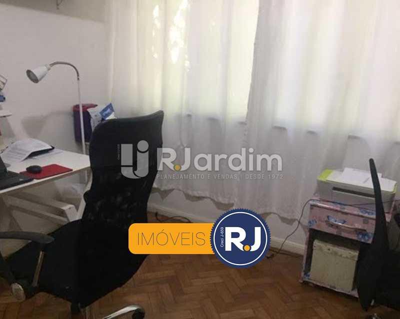 quarto  - Compra Venda Avaliação Apartamento Copacabana 3 Quartos - LAAP31924 - 8
