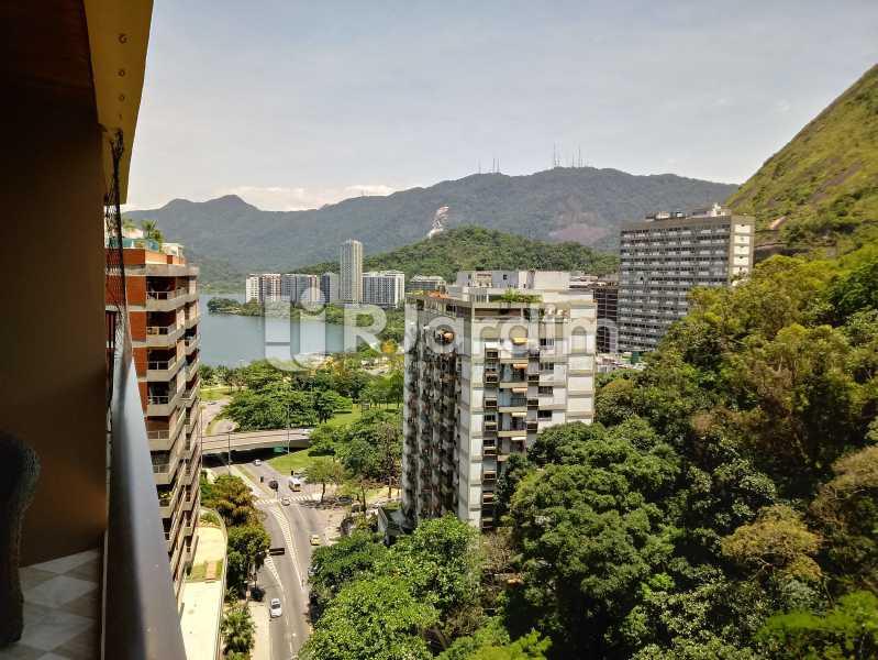 VISTA LAGOA - Imóveis Aluguel Cobertura Copacabana 2 Quartos - LACO20093 - 5
