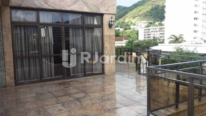 2 Sala 2° piso  - Compra Venda Imóveis Cobertura Tijuca 4 Quartos - LACO40168 - 3
