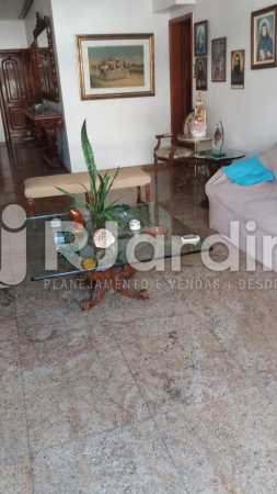 9 Ampla sala de estar 1° piso  - Compra Venda Imóveis Cobertura Tijuca 4 Quartos - LACO40168 - 10