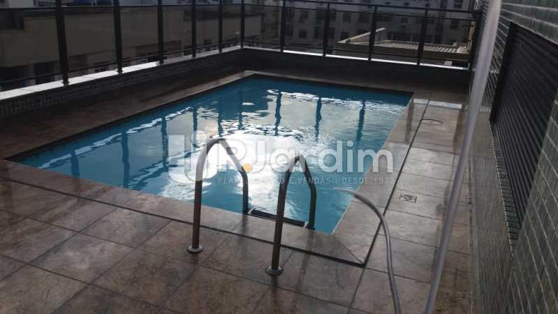 6 Piscina no 2° piso  - Compra Venda Imóveis Cobertura Tijuca 4 Quartos - LACO40168 - 7