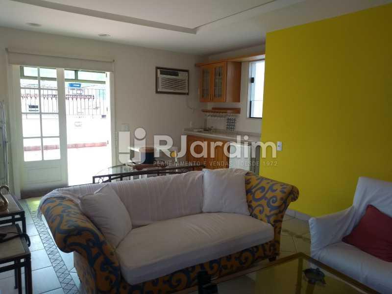 sala de tv / terraço  - Compra Venda Avaliação Imóveis Cobertura Ipanema 4 quartos - LACO40162 - 8