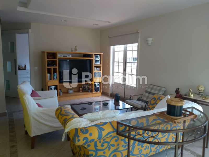 sala de tv / terraço - Compra Venda Avaliação Imóveis Cobertura Ipanema 4 quartos - LACO40162 - 9