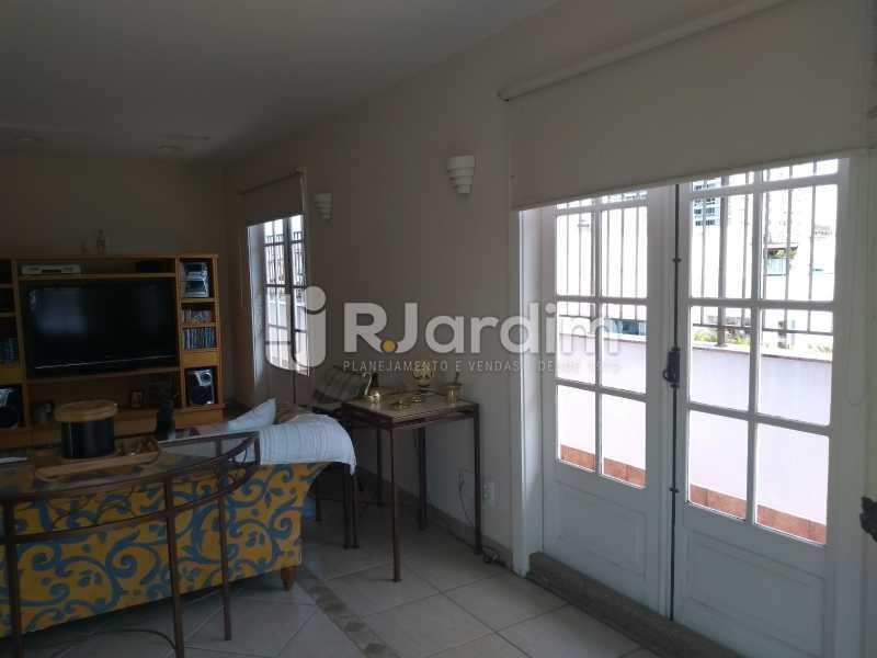 sala de tv / terraço  - Compra Venda Avaliação Imóveis Cobertura Ipanema 4 quartos - LACO40162 - 18