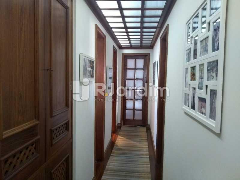 circulação/acesso aos quartos - Compra Venda Avaliação Imóveis Cobertura Ipanema 4 quartos - LACO40162 - 19