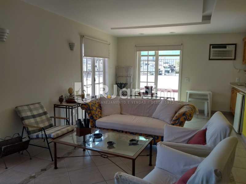 sala de tv / terraço  - Compra Venda Avaliação Imóveis Cobertura Ipanema 4 quartos - LACO40162 - 22