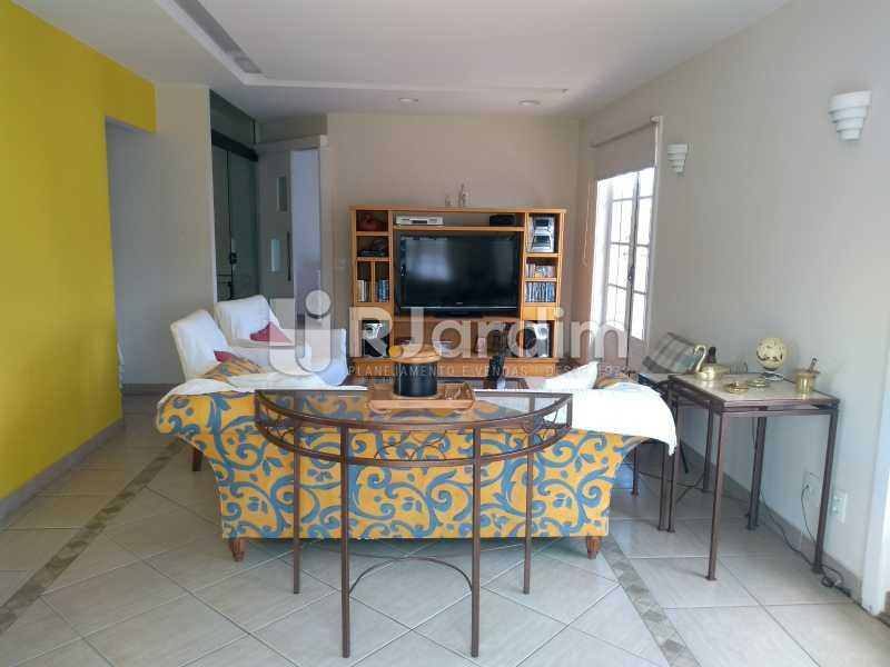 sala de tv / terraço  - Compra Venda Avaliação Imóveis Cobertura Ipanema 4 quartos - LACO40162 - 23